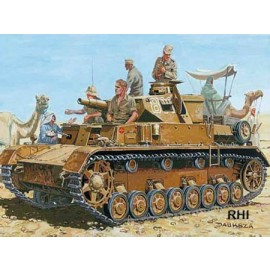 Mirage 72856 1/72 German tank Pz IV