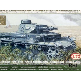 72863, 1/72 German Tank Pz.Kpfw. IVE