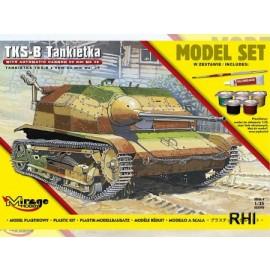 835093 1/35 TKS-B Tankietka completset