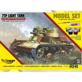 835094 1/35 7TP LIGHT TANK Twin-turret