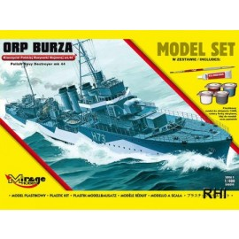 840094 1/400 ORP BURZA completset