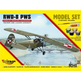 848092 1/48 RWD-8 PWS Trainer completset