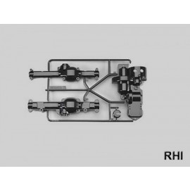 0005519, CC-01 A-Parts Axle housing