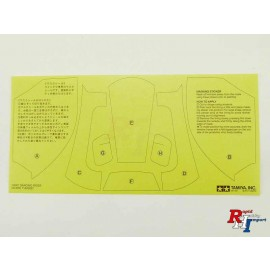 T3-01 Raamsticker masking