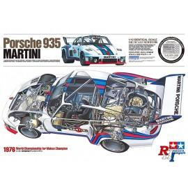 12057 1:12 Porsche 935 Martini m. PE