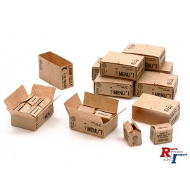 12689 1/35 10-in-1 Cartons WWII