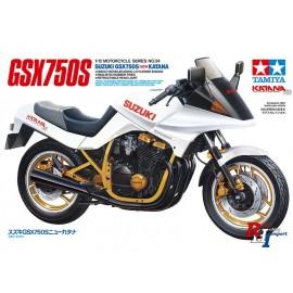 14034 1/12 Suzuki GSX750S New Katana