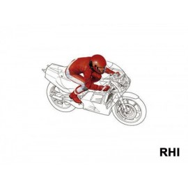 14123,1/12 Straight Run Rider