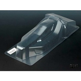 1825294, DF02 Body w/Rear Wing clear
