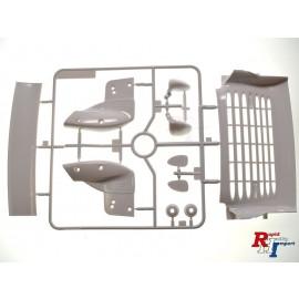 TA02SW H-Parts Porsche 911GT2 84399