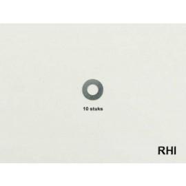 19804536, TA07 BB15 shim 5/10x0.3mm (10)