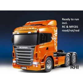 23689, 1:14 Scania R620 metalic oranje