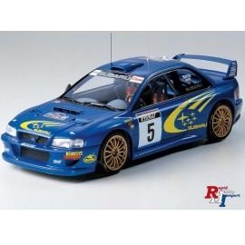 24218 1/24 Subaru Impreza WRC '99