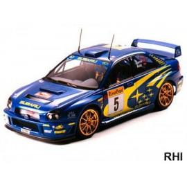 24240, 1/24 Subaru Impreza WRC 2001