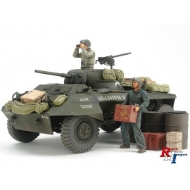 25196 1/35 US M8 Greyhound Combat Patrol