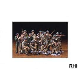 32526 1:48 WWII British Infantry Set