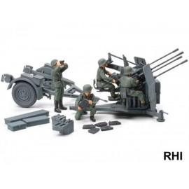 32554, 1/48 German 20mm Flakvierling 38