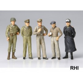 32557, 1/48 WWII Famous General Set