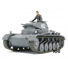 32570, 1/48 Panzer II A/B/C French