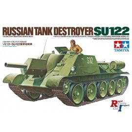 35093 1/35 WWII Russian Su122 Kit
