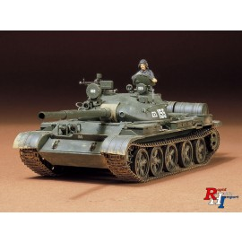 35108,1/35 Russ. Tank T-62