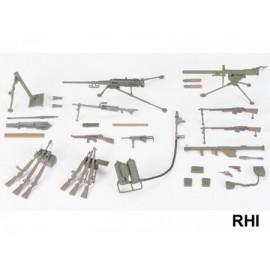 35121,1/35 US Infanterie wapens-set