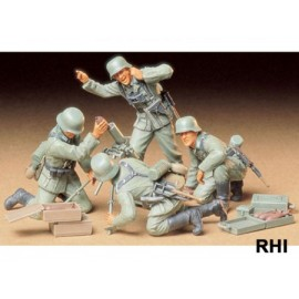 35193,1/35 German Infantery Moerser team