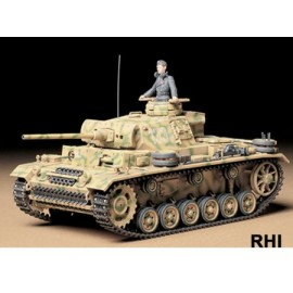 35215,1/35 Duitse tank. Kpfw. III Ausf.