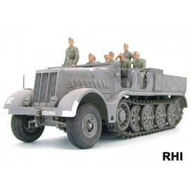 1/35 Duitse 18 Ton zware helft-truck