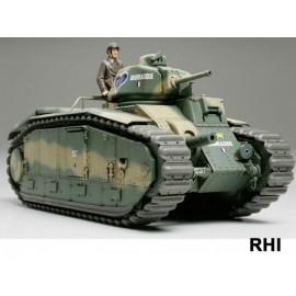 1/35 French Battle Tank B1