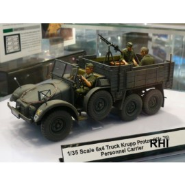1/35 Duitse 6x4 Truck Krupp Protze met