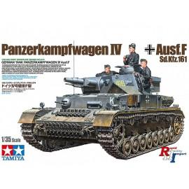35374 1:35 Dt. Pz.Kpfw IV Ausf.F L24/75m