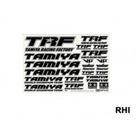 42246 TRF Sticker C (Mirror Finish