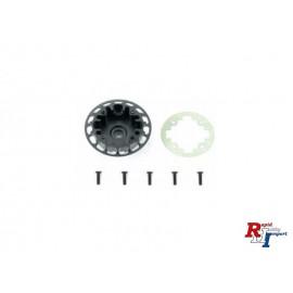 42325 TRF419 37T Alu. Gear Diff Case