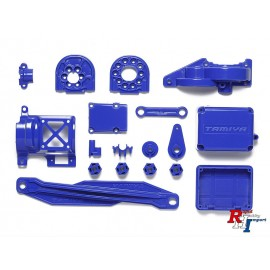 47335 TT-02 D Parts (Motor Mount) (Blue)