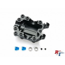 47391 Lower Bulkhead ALU BLAU TB-05