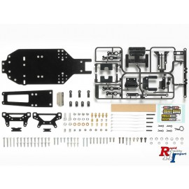 47396 TA02 FRP Chassis Conversion Set
