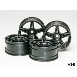 51263,1/10 Wheel Set Ferrari FXX 26mm