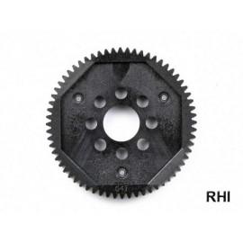 51356, TT-02/TB-03 Spur Gear 64T M0,6