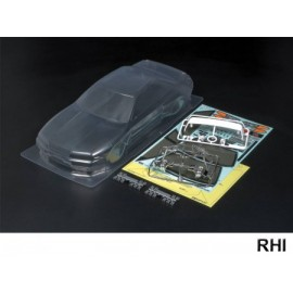 51365, RC Body Set Nissan GT-R (R32)