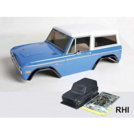 CC-01/CR-01 Body-Kit Ford Bronco 1973