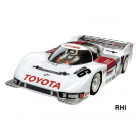 1/12 RC Toyota Tom´s 84C Body Parts Set