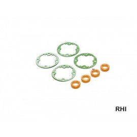 51553 RC TB04 Gear Diff Unit Gasket -