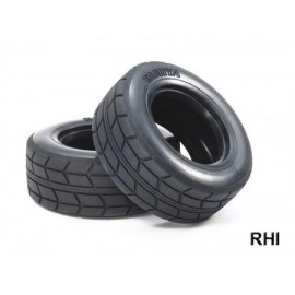 51589, RC On Road Racing Truck Tires -