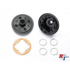 51643 TRF420 Differential & Pulley Case