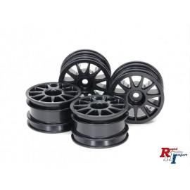 51665 M-Chassis 11-spoke Wheel Black (4)