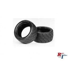 1/10 Reifen Super Radial 30mm (2) breit