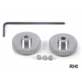 53425, RC 0.4 Pinion Gear (50T, 51T)