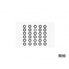 53585, RC 3mm Shim Set - 3 Types