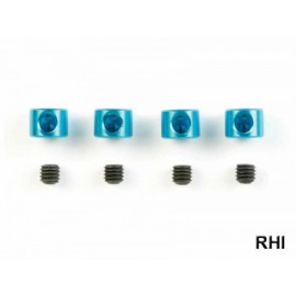 53827 Stabilizer Rod Stopper (4) blue